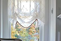 Window treatments / by Randy Johnson