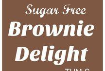 diabetic desserts/foods