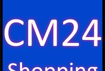 CM24 Shopping / Sales CM24 Postcode district Stansted