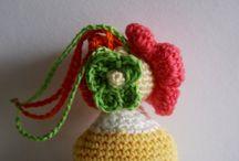 Some of my crochet work