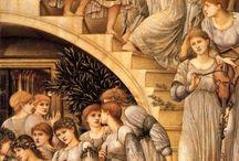 Art History - Pre-Raphaelites