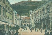 Dubrovnik – stare razglednice iz fonda Grafičke zbirke NSK / Stare razglednice Dubrovnika iz fonda Grafičke zbirke Nacionalne i sveučilišne knjižnice u Zagrebu.