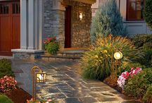Landscape Lighting / Our landscape lighting professionals have been thoroughly trained to provide top notch service using only the highest quality materials. We design and install state-of-the-art lighting fixtures and systems for homes, businesses, gardens, pools, decks, driveways and walkways.