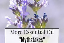 Aromatherapy / Important facts about essential oil use