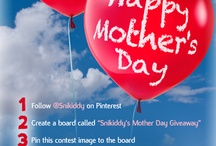 Snikiddy's Mother Day Giveaway