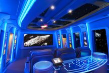Themed Theaters / Home Theaters with a Theme