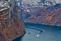 NORWAY / by Beck Rowaichi