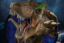 MenoSaurus Dinosaur Sci-fi Series