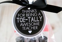 Teacher Love / These gifts are just the sweetest for one of your favorite teachers!