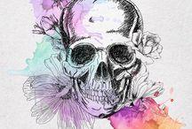 Tattoos / by Amanda Baker-Shimkus