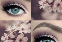 spring beauty. / #Makeup looks to get you ready for the spring months!