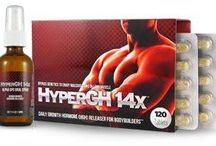 Best Muscle-Building Supplements / Growth Hormone (HGH) Releasers for BodyBuilders help to boost your overall HGH production, which helps you lose body fat by breaking down fat cells and using them for energy, speeding up your metabolism, preventing your body from storing MORE fat, maintaining normal blood sugar levels, and more….All resulting in weight loss! / by Top Male Enhancement Products