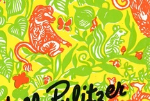 LIVE LOVE LILLY PULITZER / Lilly Pulitzer swag!