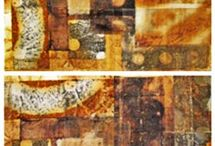 Eco- Dye and Rust / by Michelle Trahan Carson