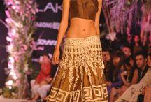 Lakme Fashion Week / The best designers covering India's latest fashion trends.  Including: Tarun Tahiliani, Manish Malhotra, Anita Dongre, Anju Modi, Narendra Ahmed Kumar, Gaurav Gupta, Gaurang, Neeta Lulla and more!
