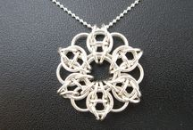 Chainmail jewelry