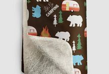 Fleece Blankets / Soft, microfleece Sherpa blankets are a big hit in my household, and sure to be one of your favorites too. This board showcases my favorite Sherpa fleece blankets with links to purchase.