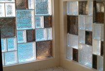 Glass Brick interior designs