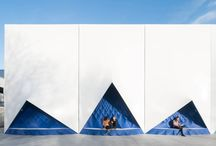 Blue / All the blue we like in architecture, design, art