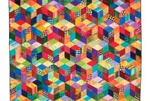 Patchwork and Quilting / by Robin Dowman