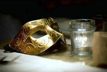 A Venetian Masquerade / Carnevale in Venice at PalazzinaG