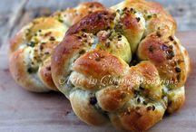 Pan , brioches y masas dulces y saladas