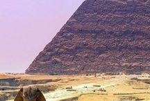 Egypt/Pyramides