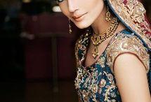 *Indian bride*