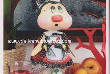 Dulceros y botes de cocina- general- maceteros decorados