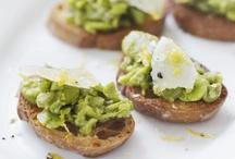 Virtual Cookbook: tartines et sandwiches