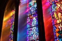 Stained Glass / by Katie Bee