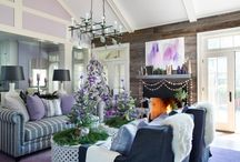 Christmas Tree Decorating Ideas / Christmas Tree Decorating Ideas to make your holiday's fun and bright!