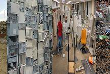 scrap / We are extensive expertise in handling all kind of scrap, waste scrap etc.