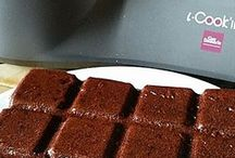 Recettes au I cook'in