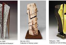 Stoney Lamar / A Sense of Balance: The Sculpture of Stoney Lamar