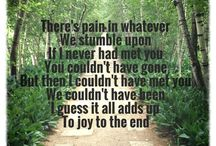Quotes and Lyrics
