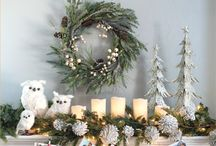 Christmas Holiday Decorating Ideas / 50 ideas to prepare your home for the holidays! / by Shindigz