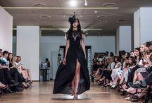 R'Ias Couture / Black dress