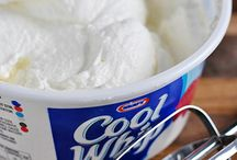 Cool whipped cream