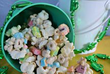 St. Patrick's Day Bake Sale Ideas / by JCCC Student Life