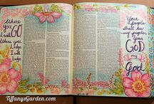 Bible Journaling / by Tina Steele