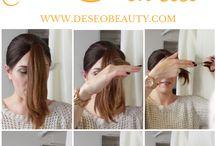 cortarse el cabello sola