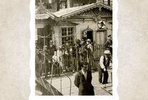 Nostaljik Fotoğraflar / Ülkemizde geçmiş yıllarda çekilmiş eski fotoğrafların bulunduğu pano