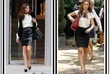 Olivia Palermo - The real-life Blair Waldorf / There are quite a few parallels between Gossip Girl's Upper East Side princess B.W. and New York's fashionista and style icon O.P.