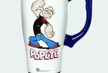 Mugs / Travel mugs, coffee mugs, tea cups anything interesting and colorful worth having