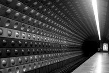 I'm going deeper underground / metro