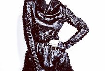 www.sabinefeuerer.com  BLK&WHT COLLECTION / Handcrafted sustainable fashion Made in Germany by Sabine Feuerer