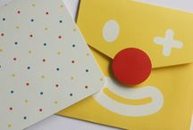 PARTY: card ideas / inspiration for invitations, letters, stationery, and cards of all kinds!