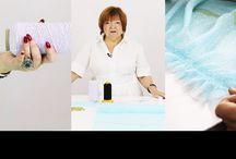 Как шить ниткой резинкой