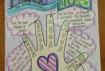 Religious Ed ideas / by Gina Seber
